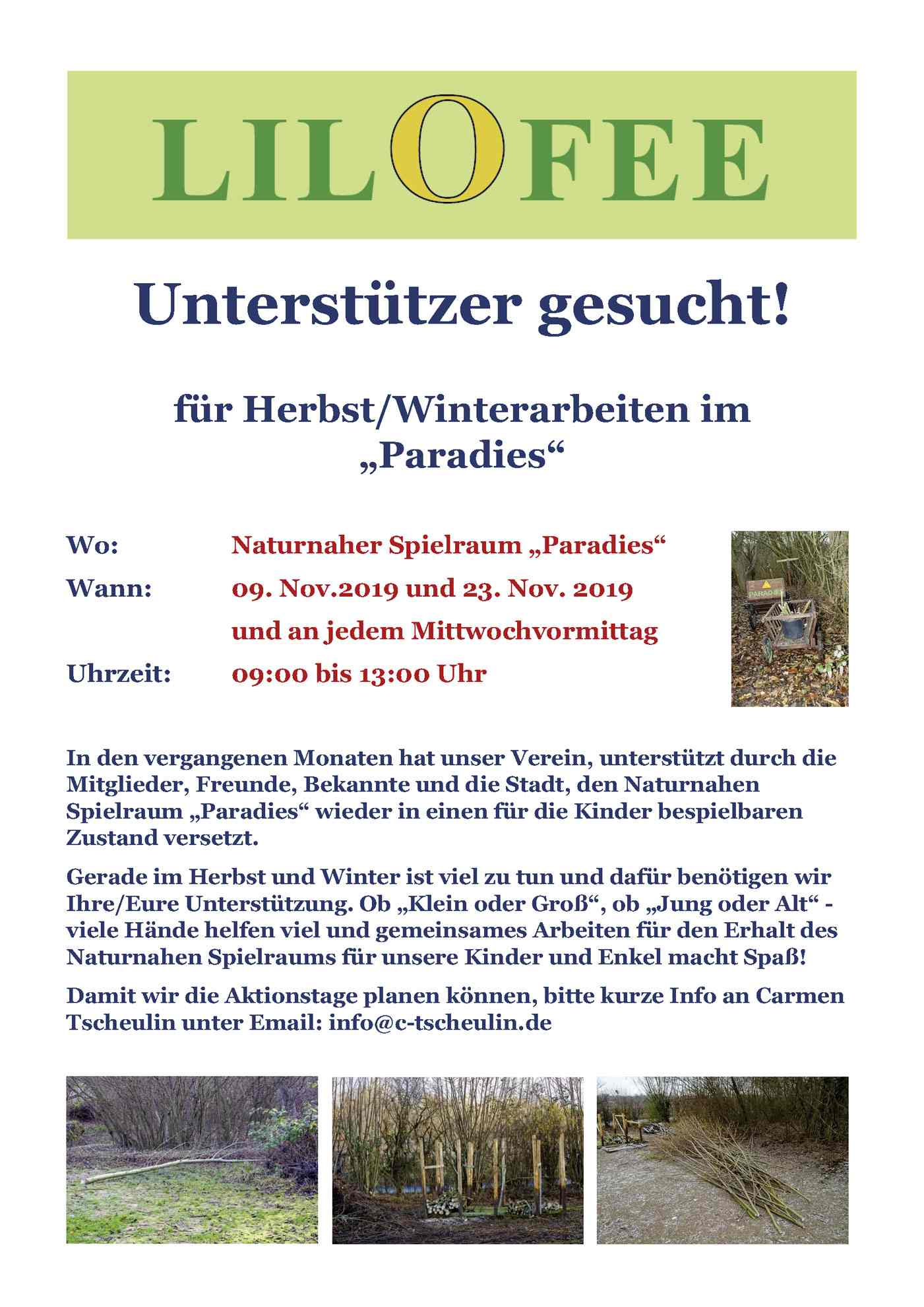 HerbstWinter Paradies2019